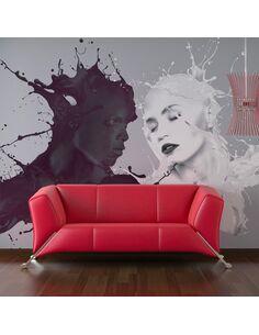 Papier peint DISSONANCE - par Artgeist
