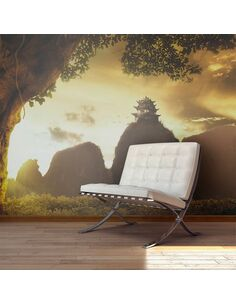 Papier peint MYSTERIOUS CHINA - par Artgeist