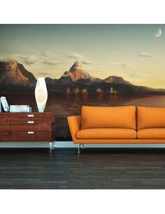 Papier peint LAKE OF DREAMS - par Artgeist
