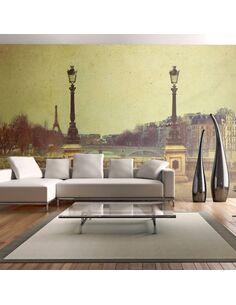 Papier peint ADIEU PARIS! - par Artgeist