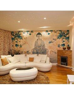 Papier peint BUDDHA OF PROSPERITY - par Artgeist