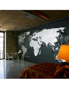 Papier peint MECHANICAL WORLD - par Artgeist
