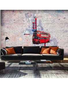 Papier peint MY LONDON... - par Artgeist