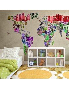 Papier peint BETTER WORLD - par Artgeist