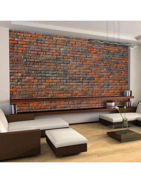 Papier Peint Mur En Briques A 124 90 Chez Recollection