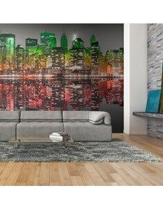 Papier peint grand format AMERICAN REGGAE - par Artgeist