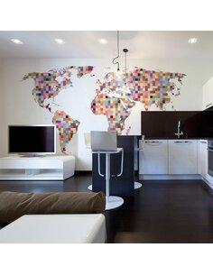 Papier peint grand format WORLD OF ENTERTAINMENT - par Artgeist