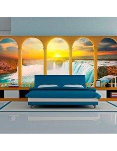 Papier peint grand format DREAM ABOUT NIAGARA FALLS - par Artgeist