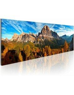 Tableau panoramique MONTAGNE, PAYSAGE PANORAMA - par Artgeist