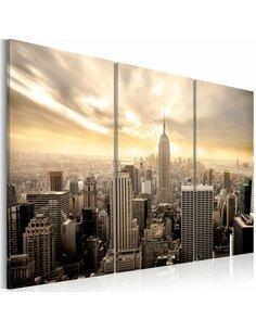 Tableau SOIRÉE À NEW YORK - par Artgeist