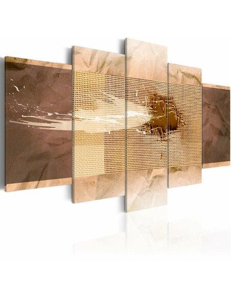 Tableau, en 5 Tableaux, SEPTEMBRE - par Artgeist