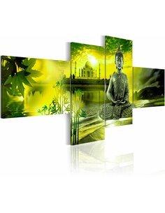 Tableau - 4 tableaux - Catharsis Zen Artgeist