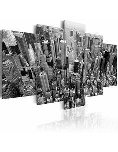 Tableau GRATTE-CIELS DE NEW YORK - par Artgeist