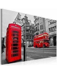 Tableau VIE À LONDRES - par Artgeist