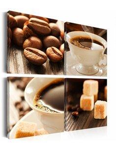 Tableau TASSE DE CAFÉ - par Artgeist