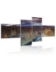 Tableau CANYON DE MARBRE - par Artgeist