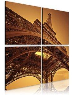 Tableau TOUR EIFFEL PARIS - par Artgeist