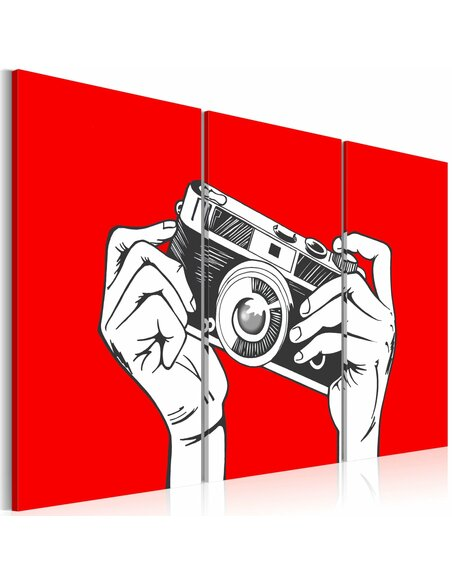 Tableau A PHOTOGRAPHER - par Artgeist