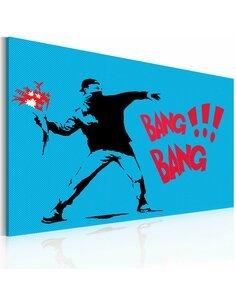 Tableau BANG BANG! - par Artgeist