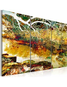Tableau LAKE OF ILLUSIONS - par Artgeist