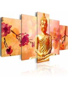 Tableau - 5 tableaux - Mantra Zen Artgeist