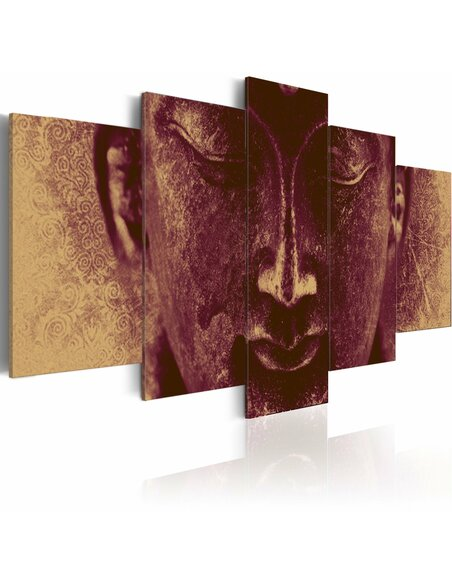 Tableau - 5 tableaux - Enlightened Buddha - par Artgeist
