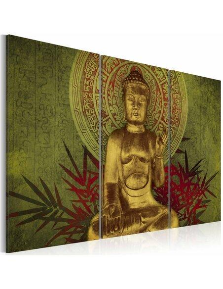 Tableau SAINT BUDDHA - par Artgeist