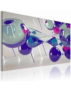Tableau Glass Bubbles  - par Artgeist