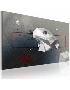 Tableau AIGLE 3D - par Artgeist