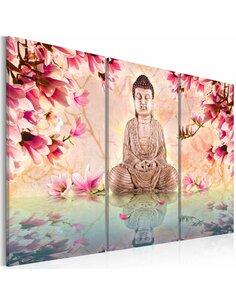 Tableau BOUDDHA MÉDITATION - Zen par Artgeist