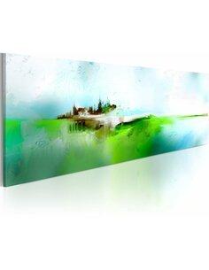 Tableau Panoramique - Atlantis - L'empire perdu - Modernes par Artgeist