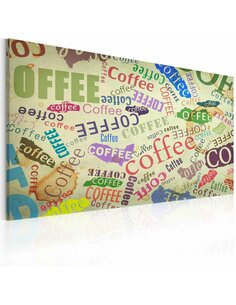 Tableau Coffee Is Always A Good Idea  - par Artgeist