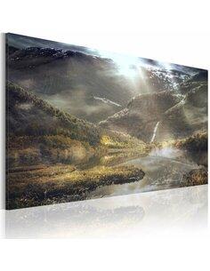 Tableau THE LAND OF MISTS - par Artgeist