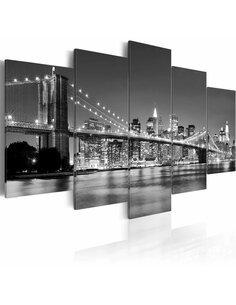 Tableau RÊVE DE NEW YORK - par Artgeist