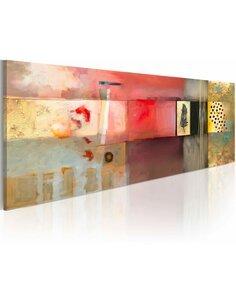 Tableau Panoramique - Mélancolie d'automne Modernes Artgeist