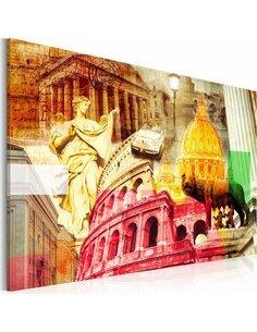 Tableau ROME CHARMANT - par Artgeist