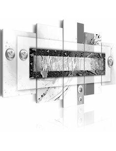 Tableau BALANCE GRISE - par Artgeist