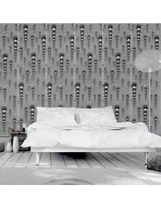 Papier peint GRAPHITE ICICLES - par Artgeist