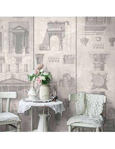 Papier peint ARCHITECTURAL WONDERS - par Artgeist