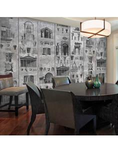 Papier peint ARCHITECTURAL GEMS - par Artgeist