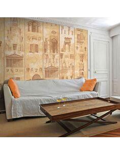 Papier peint ARCHITECTURAL PEARL - par Artgeist