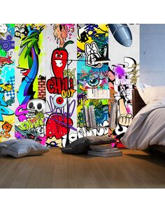 Papier Peint Watchful Eyes  Papiers peints Deko Panels Artgeist