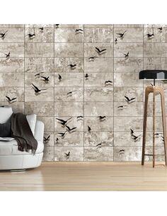 Papier peint BIRD MIGRATIONS - par Artgeist