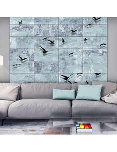 Papier peint CONCRETE SKY - par Artgeist