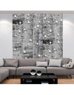 Papier peint PEARLS ON CONCRETE - par Artgeist