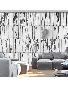Papier peint GREY TORRENTS - par Artgeist