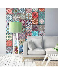 Papier Peint Magic Of Colours  Papiers peints Deko Panels Artgeist