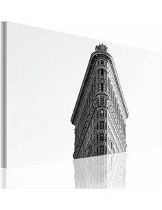 Tableau FLATIRON BUILDING - par Artgeist