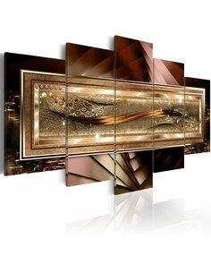 Tableau GOLD THREAD - par Artgeist
