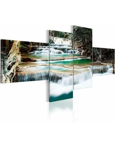 Tableau FOREST CASCADE - par Artgeist